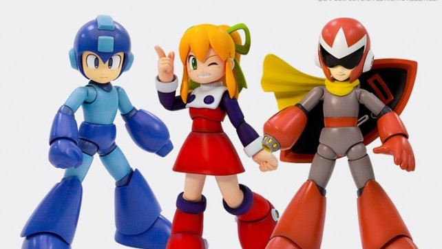 New! Mega Man Store Section