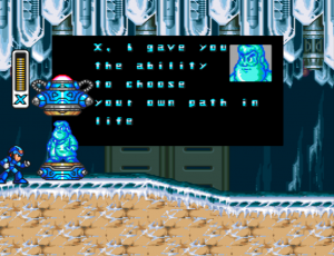 Mega Man X Gameplay